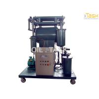 China REXON Single Stage Insulation Oil Purification and Transformer Oil Filtration Equipment ZY-100(6000LPH) on sale