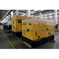 Wholesale 100kVA Diesel Generator Silent Model from china suppliers