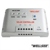 Wholesale WELLSEE WS-AL2460 50A 12/24V solar street light controller for sale