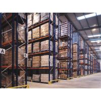 Best Metal Warehouse Pallet Storage Racks CE Certificated 500 - 5000 KG / Level wholesale