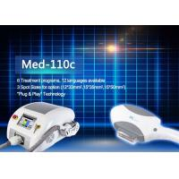 Wholesale MED - 110C 6 Treatment Programs IPL Hair Removal Machines With 12 Languages from china suppliers