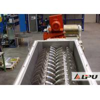 Best Automatic Paddle Blade Industrial Drying Equipment For Sea Sand wholesale