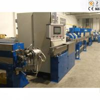 China Core wire Extruder Copper Wire Extrusion machine Sheathing extrusion pvc copper wire insulation machine for sale