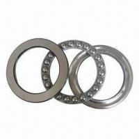 Wholesale Thrust ball bearings, made of GCr-15, 10 to 120mm inner diameter, high speed and low noise from china suppliers