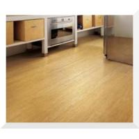 Buy cheap Industrial carbonized solid bamboo flooring from wholesalers