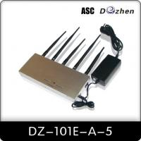 Wholesale 800 /900 /1800 /1900 /3G Signal Jammer (DZ101E-A-5) from china suppliers