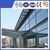 Wholesale Cost-effective aluminium curtain wall profiles china exporter from china suppliers