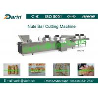 Wholesale Continuous and Automatic Sesame Cereal Bar Making Machine , peanut Chikki Machine from china suppliers