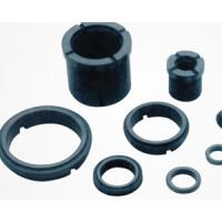 Buy cheap Graphite Rubber Oil Resistant O Rings , High Pressure O Ring Seals Multi Size from wholesalers