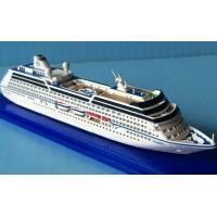 Oceania Insignia Cruise Ship Large Scale Model Ships for sale