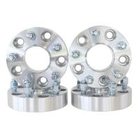 1.5 inch 5x5 Jeep Hubcentric Wheel Spacers | JK Wrangler 2013 2014 2015 for sale