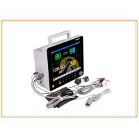 12.1 Inch Ecg Patient Monitor, High Brightness Screen Multipara Patient Monitor
