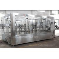 Best 6000bph Rotary High Speed Mineral Water Filling Machine For PET Bottles wholesale