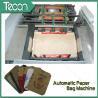 Energy Conservation Multiwall Valve Paper Bag Making Machine / Equipment for sale