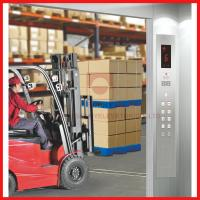 Wholesale High Efficient Industrial Freight Elevator Reliable For Goods / Cargo from china suppliers