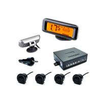 Wholesale 40KHz Vision Parking Sensors With Colorful LCD Display / 4 Rear Sensor System from china suppliers
