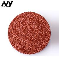 Wholesale Mini Type R Abrasive Sanding Discs For Grinder Fiberglass  Ferrous Surface Conditioning from china suppliers