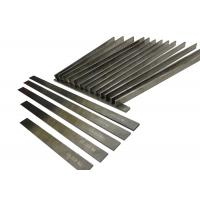 Wholesale Woodworking Tungsten Carbide Strips High Precision Grinding With 30 ° Sharp Edge from china suppliers