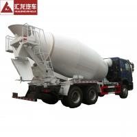 China Professional Howo 6*4 Truck Sinotruk Howo Truck Mounted 10cbm Concrete Mixer Truck for sale