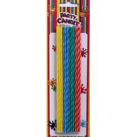 Wholesale Four Colors Birthday Cake Candles (YFC0012) from china suppliers