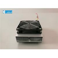 82W Peltier Plate Cooler  For Lab Test Device Cooling , Peltier Cooling Plate