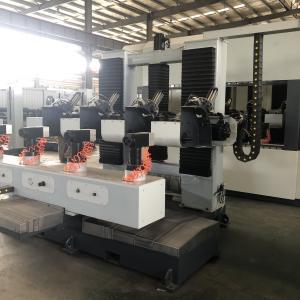 China Surface Polishing System Buffing Wheel CNC Polishing Machine Low Noise on sale