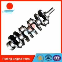 Wholesale Hyundai Crankshaft exporter in China forged steel D4CB crankshaft OEM 23110-4A000 23110-4A010 from china suppliers
