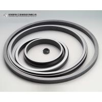 SSIC+P mechanical seal parts / mechanical oil seal 400Mpa Strength