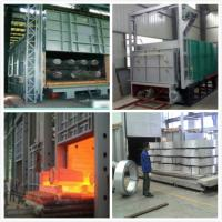 Best High Efficiency Bogie Hearth Furnace Multiple District Heating Frequency 60Hz wholesale