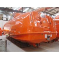 Wholesale Totally Enclosed 20 pax lifeboat with lifeboat davit For Sale from china suppliers