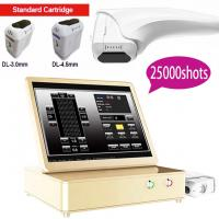 3D High Intensity Focused Ultrasound Machine Non Surgical Facelift OEM / ODM for sale