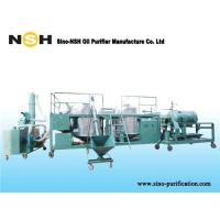 Wholesale NSH GER used engine oil filtering plant from china suppliers