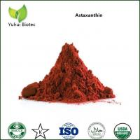 Wholesale pure astaxanthin powder,astaxanthin extract,haematococcus pluvialis powder from china suppliers