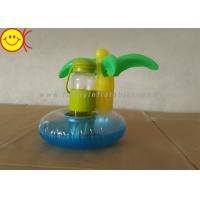 Wholesale Inflatable Floating Drink Raft Holder Pool Party Beverage Boats Pool Floats For Adults from china suppliers