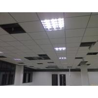 Wholesale Non Combustible Fibre Cement Ceiling Boards Square / Tegular Edges 250N from china suppliers