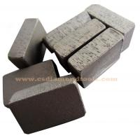 Wholesale granite segments, diamond segments for granite from china suppliers