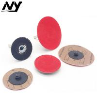 Wholesale Metal Roloc Polishing Discs , Quick Change Sanding Discs 2 Inch 3 Inch High Speed from china suppliers