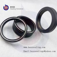 Wholesale Multi Energized V-Spring PTFE Seal,O TYPE SPRING SEALS,Bronze,GLASS,CARBON,GRAPHITE FILLED PTFE VARI SEALS from china suppliers