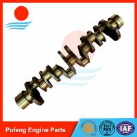 Wholesale Engineering Machinery Crankshaft exporter Isuzu 6HH1 crankshaft 8943931884 from china suppliers