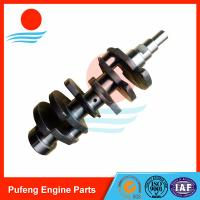 Wholesale auto crankshaft supplier, casting steel crankshaft F8CV for Chevrolet Spark 96325203 from china suppliers