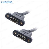 Wholesale LINSONE 19pin female hdmi cable 1.4a from china suppliers