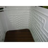 Wholesale High Precision Embossed Stucco Aluminium Sheet Alloy 1100 8011 For Refrigerator from china suppliers