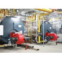 Wholesale Continuous Feeding Water Oil Fired Hot Water Boiler Steady Output from china suppliers