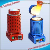Buy cheap JC Portable Electric Gold Melting Induction Furnace from wholesalers