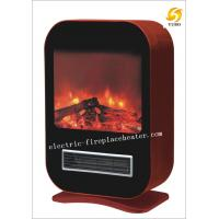 Best Contemporary Home Hardware Electric Fireplaces Black / Red Electric Fireplace Stove wholesale