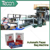 Wholesale High Speed Automatic Chemical Kraft Paper Cement Bag Making Machine from china suppliers