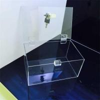 Best wholesale latest design clear acrylic candy box for chocolate wholesale