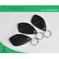 Wholesale ABS key tag/keyfob/keyring,Model:ZT-YB-KF28,55×31×8mm from china suppliers
