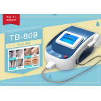 Buy cheap Permanent Laser Depilation Equipment / 808nm Diode Laser Hair Removal Machine 1200W from wholesalers