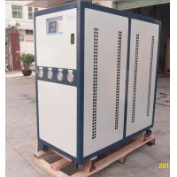 Wholesale Box Type Industrial Water Cooled Water Chiller , Scroll Compressor RO-10W 31.83KW R22 from china suppliers